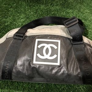 100% authentic! chanel Sport duffle bag